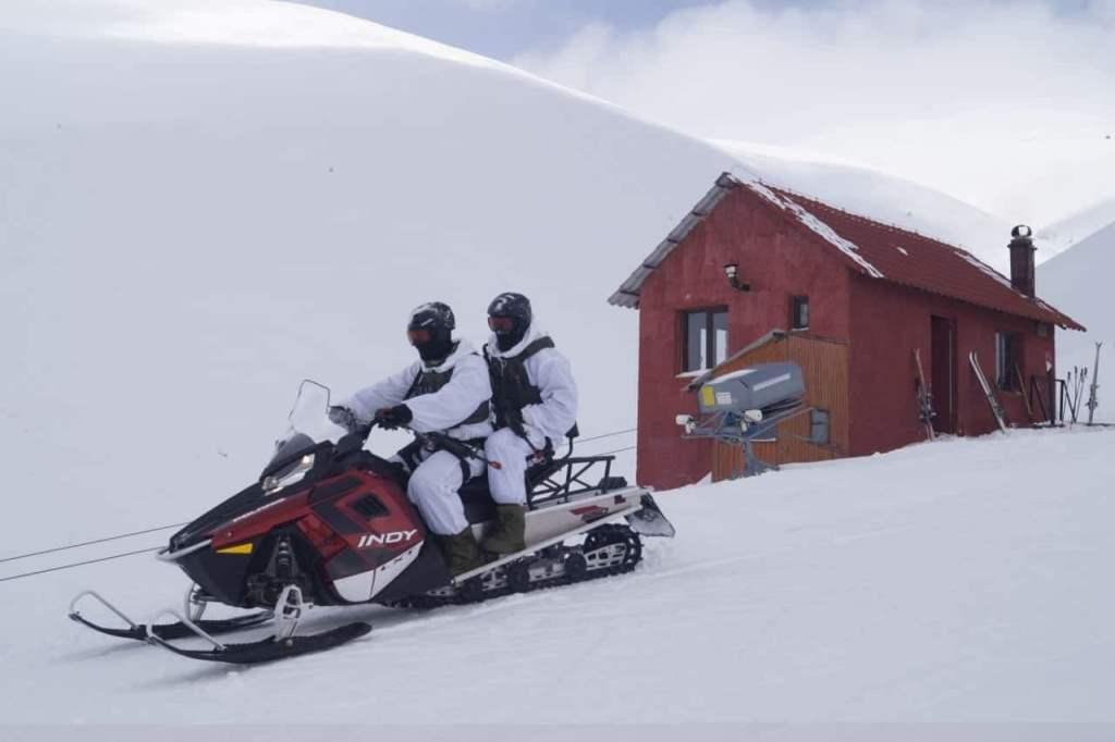 15 - Εντυπωσιακές εικόνες από την χειμερινή εκπαίδευση στον Όλυμπο